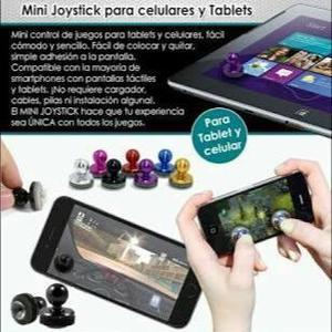 Mando joystick para smartphones tablet samsung lg iphone