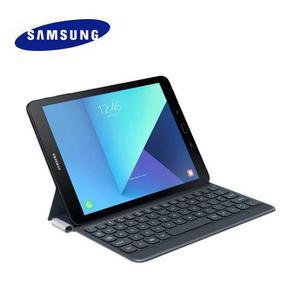 Samsung book cover teclado original galaxy tab s3 + envio