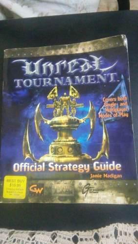 Guia estrategica para unreal tournament - juego de pc