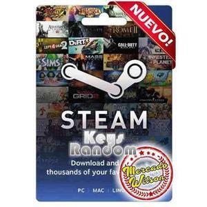 Pack 10 cd-keys juegos steam