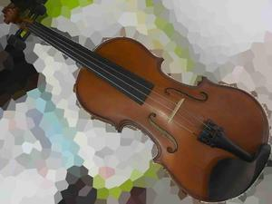 Violin Praga 3/4 Mate Calidad Profesional C/estuche Arco Pes
