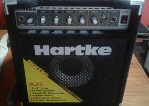 Amplificador bajo hartke a25