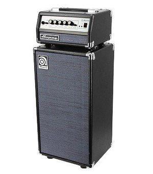 Amplificador cabezal gabinete ampeg micro vr stack 200w