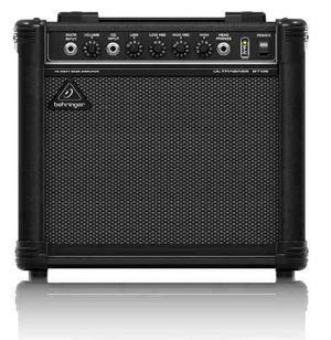 Amplificador de bajo behringer bt108 combo 15w