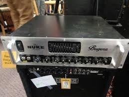 Amplificador de bajo bugera btx 36000