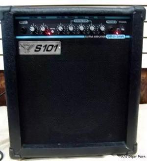 Amplificador de guittara,teclado,bajo etc 35w