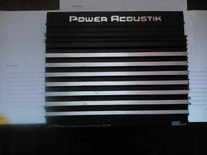 Amplificador marca power acustick