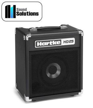 Hd25 combo bajo hartke systems - ss-pro