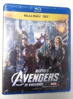 Blu ray avengers 3d