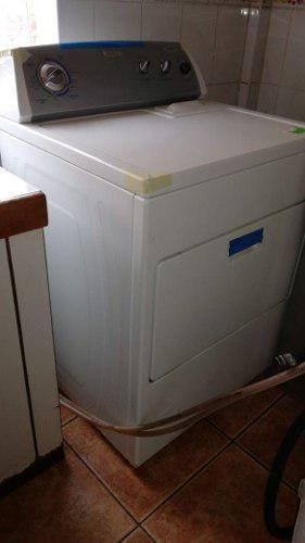 Secadora de ropa a gas whirlpool nueva