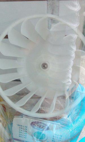Turbinas de motor de campanas, secadoras, klimatic, electrlx