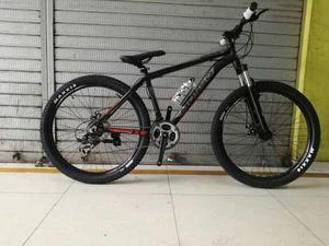 Bicicleta de aluminio mosso original aro 26 con garantía