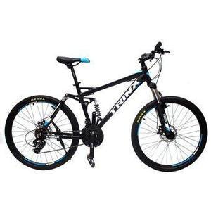 Bicicleta de aluminio mtb doble suspensión- nuevas