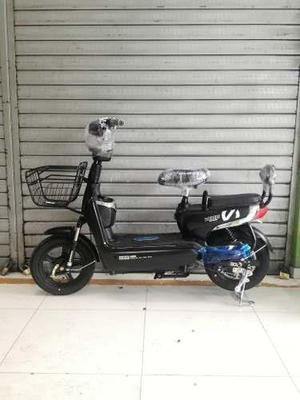 Bicicleta eléctrica bicimoto nuevo económico ecologico