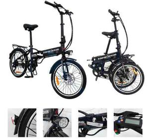 Bicicleta eléctrica intense devices a1-7 20 aluminio 7veloc