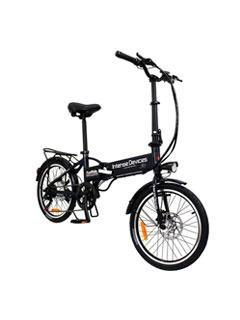 Bicicleta eléctrica intense devices a1-7, aro 20, estructur