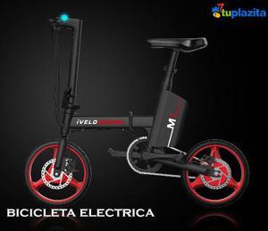 Bicicleta eléctrica plegable ivelo-m1 deportivo