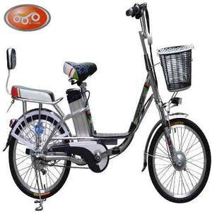 Bicicleta electrica, aluminio aro 16