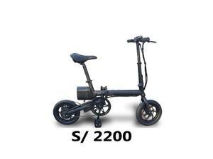 Bicicleta electrica f1 aro 12
