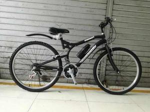 Bicicleta montañera aro 26 nuevo goldus