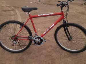 Bicicleta montañera aro 26 -¡¡ oferta !!!