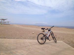 Bicicleta oxford doble suspension freno disco aluminio tunea