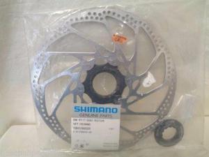 Disco de freno shimano bicicleta downhill bike 208mm 8