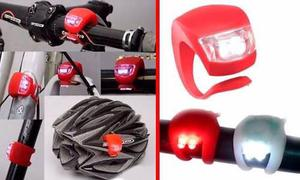 Luces led para bicileta