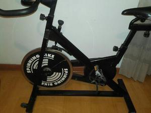 Vendo bicicleta estática spinning bike monark
