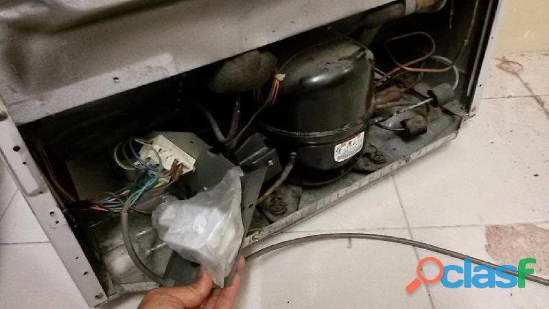servicio rentable, servicio tecnico de refrigeradoras samsung, 972112585