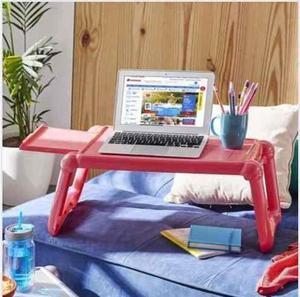 Mesa portatil personal multiusos de plastico para laptop etc