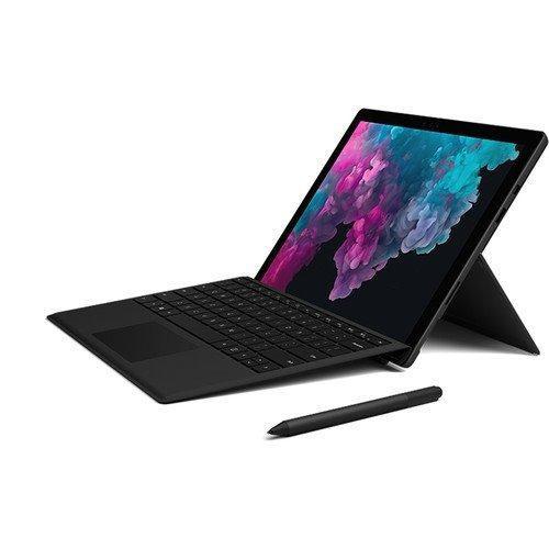 Surface pro 6 i7 8gb 256gb negro + teclado + lapiz 2018
