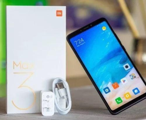 Xiaomi Mi Max 3 64 Gb 5500 Mah Bateria 12mpx +5mpx.
