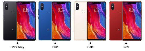 Xiaomi mi8 snapdragon 845 octa core 6gb/256gb rom global