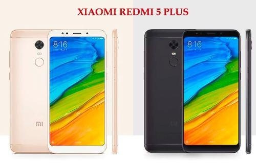 Xiaomi redmi 5 plus global version - 4gb/64gb -chiss store