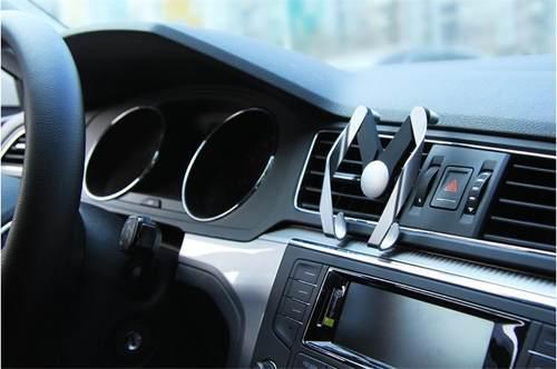 Holder soporte porta celular para auto diseño elegante