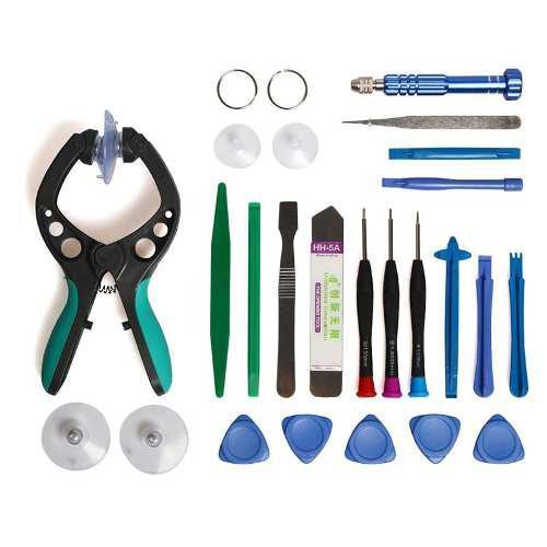 Pack de 22 herramientas para reparar celulares / relojes