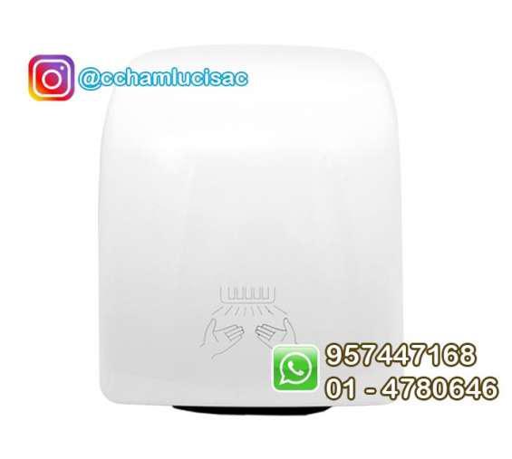 Secador de manos automático veloster blanco potencia de 859a39031dfd