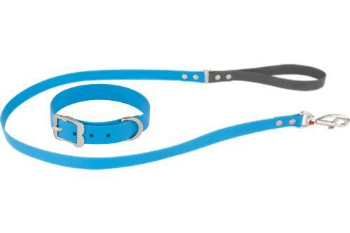 21e0dffb334b Collar + correa red dingo extradurable para perro talla m