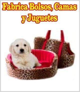 Patrones moldes juguetes bolsos y camas para perros y gatos