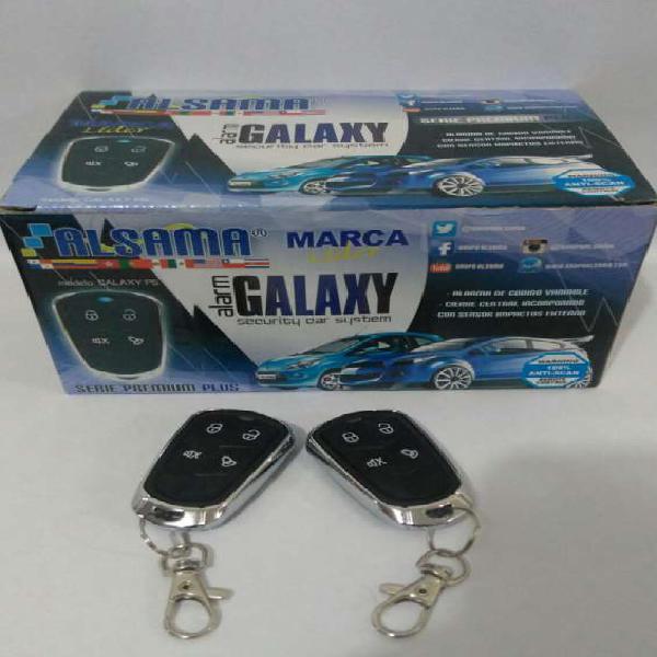 Alarma galaxy, alarma para auto, alarma alsama en lima