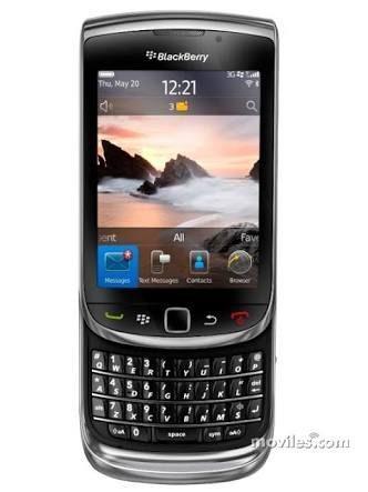 Blackberry 9800 tourch nuevo en caja en stock