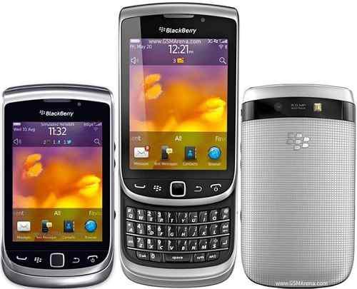 Blackberry 9810 torch en stock nuevo y liberado