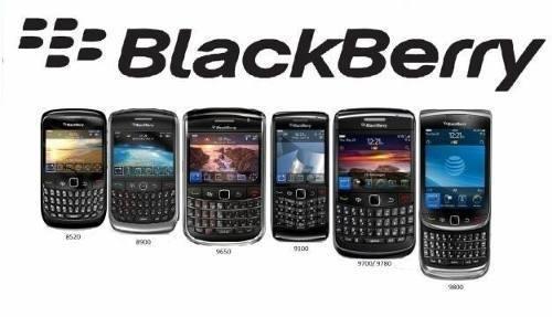 Blackberry clasicos todos los modelos nuevos y liberados