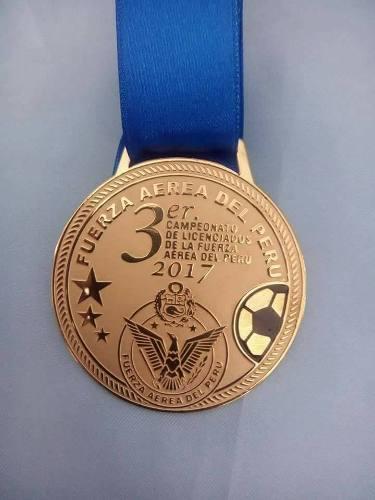 Medallas acuñadas