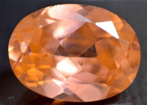 Piedra zafiro padparadsc6.50 cts certificado gg755022123898l