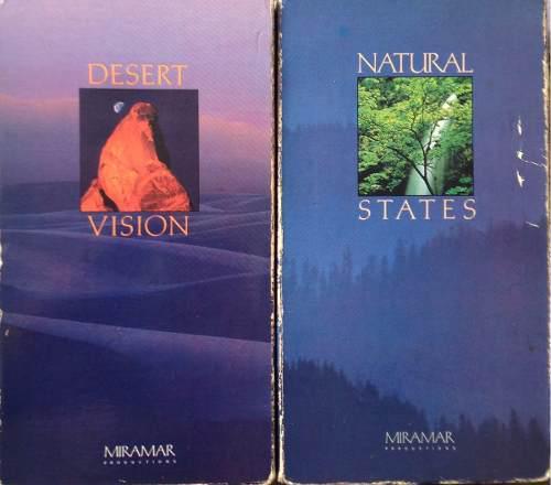 Vhs - video clips de naturaleza