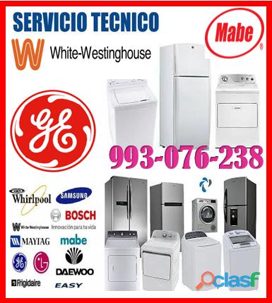 Westinghouse reparación de lavadoras 993 076 238