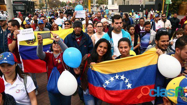 Personal venezolano