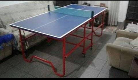 Mesa Ping Pong Medidas Reglamentarias Con Accesorios Nuevos En Lima